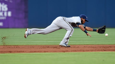 Brewers at Braves: 5/21/15-5/24/15