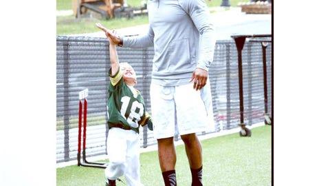 Randall Cobb, WR, Packers