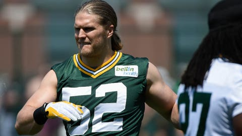 Clay Matthews, LB, Packers (hamstring): Questionable