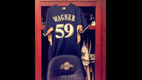 Tyler Wagner, P, Brewers