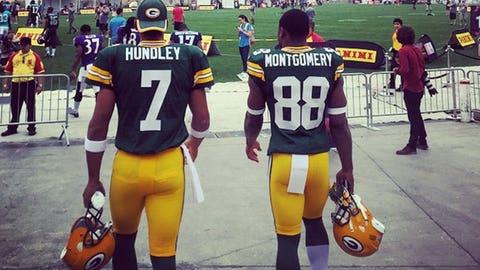 Brett Hundley, QB, Packers