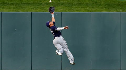 Brewers at Twins: 6/5/15-6/7/15