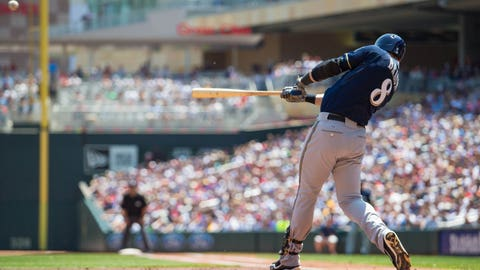 Twins vs. Brewers: 6/5/15-6/7/15
