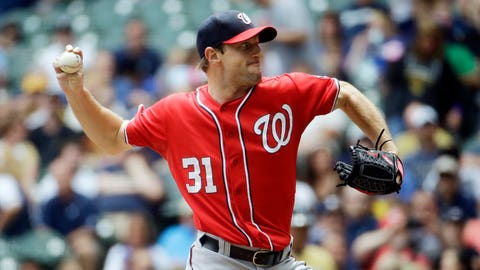 Nationals at Brewers: 6/11/15-6/14/15