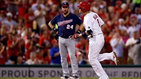 Twins vs. Cardinals: 6/15/15-6/18/15