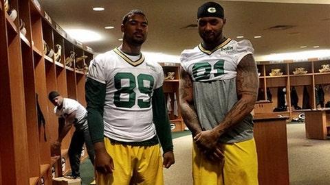 Andrew Quarless, TE, Packers