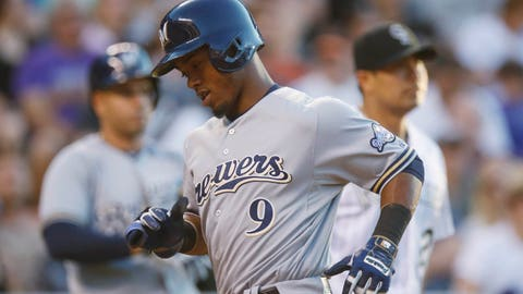 Brewers at Rockies: 6/19/15-6/21/15