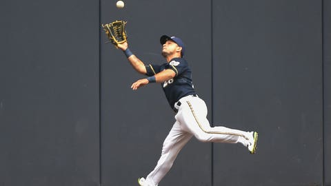 Brewers vs. Mets: 6/23/15-6/25/15