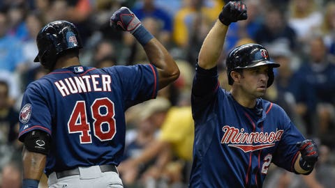 Twins vs. Brewers: 6/26/15-6/28/15
