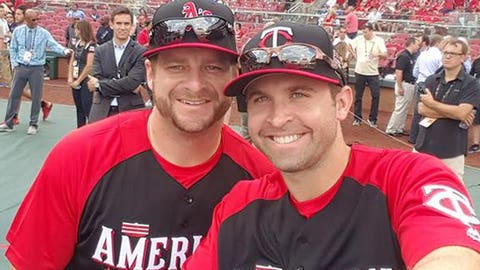 PHOTOS: Twins in the 2015 All-Star Game