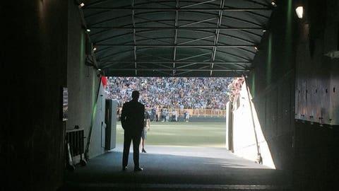 PHOTOS: Brett Favre honored at Lambeau Field