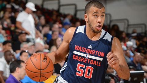 Traevon Jackson, guard, Washington Wizards