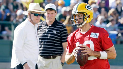 The problems start at the top in Green Bay