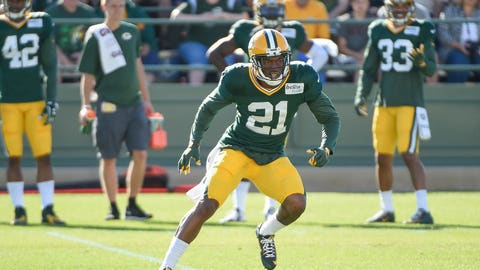 Ha Ha Clinton-Dix, Packers safety