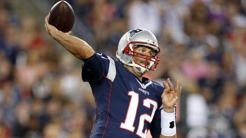 Tom Brady, 401 TDs