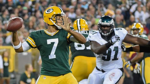 Brett Hundley, Packers