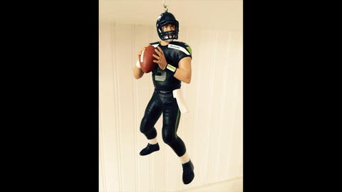 Russell Wilson, ex-Badgers and Seahawks quarterback