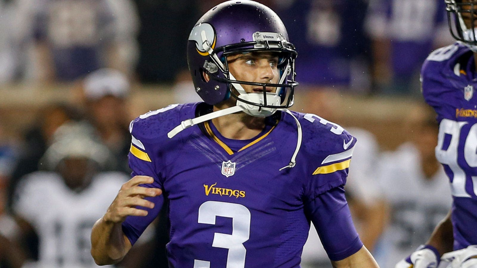 the latest 83b80 d0931 Vikings K Blair Walsh trying to overcome missed field goals ...