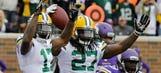 Packers RB Eddie Lacy, WR Davante Adams return to practice