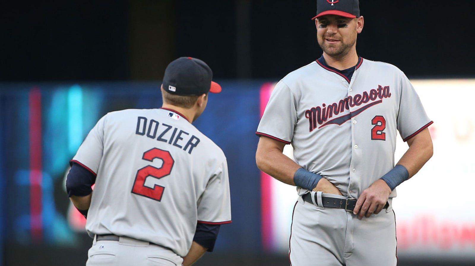 Twins' Brian Dozier, Mike Pelfrey in rare statistical