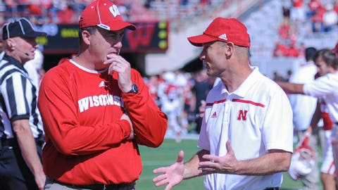 PHOTOS: Badgers vs. Cornhuskers