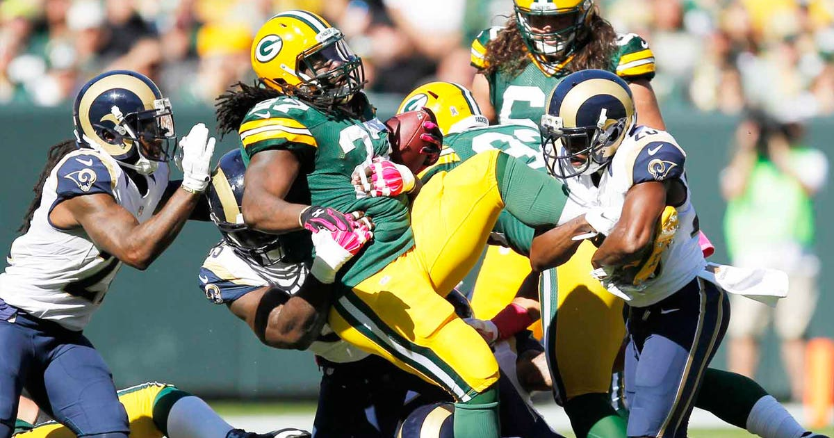 Packers Expect More Production From Ailing Offense After