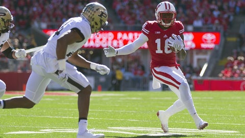 PHOTOS: Badgers vs. Boilermakers
