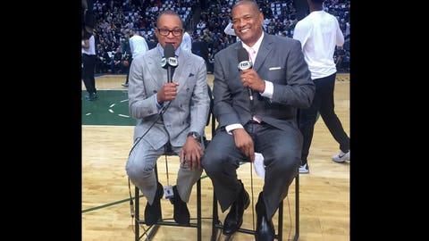 Marques Johnson, Bucks announcer