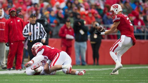 PHOTOS: Badgers vs. Scarlet Knights