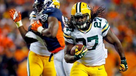 Eddie Lacy, Packers running back