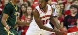 Vitto Brown scores career high, Badgers cruise past Siena