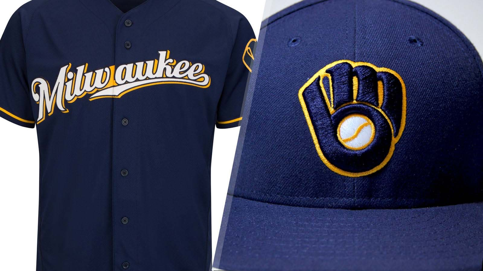 sale retailer 74617 1a74f Brewers adding retro uniforms to rotation next season | FOX ...