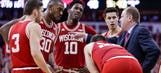Gard, Badgers look to rally once again in NCAA Tournament