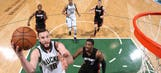 StaTuesday: Plumlee earns spot in Bucks record books