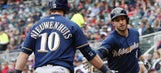 Braun's early start ranks with best-ever in Brewers history
