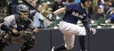 Brewers designate Presley, recall Elmore from Triple-A