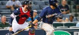 Brewers complete sweep with 6-2 win over Braves