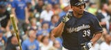StaTuesday: Peralta's HR first for Brewers pitcher since 2013