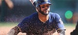 StaTuesday: Brewers' Villar stealing bases at prolific rate