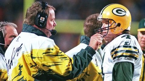 Brett Favre, ex-Packers quarterback