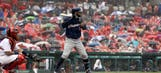Brewers' ninth-inning rally falls short in rain-soaked finale in St. Louis