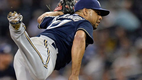 July 12, 2011: Traded players to be named later to the New York Mets for Francisco Rodriguez and cash
