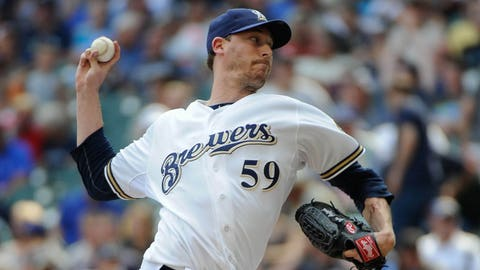 Aug. 30, 2013: Traded John Axford to the St. Louis Cardinals for a player to be named later