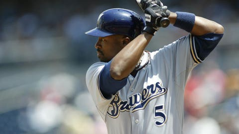 July 20, 2008: Traded Steve Hammond and Darren Ford to the San Francisco Giants for Ray Durham