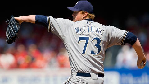 July 28, 2007: Traded Grant Balfour to the Tampa Bay Devil Rays for Seth McClung