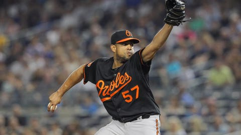 July 23, 2013: Traded Francisco Rodriguez to the Baltimore Orioles for Nick Delmonico