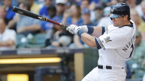 Mr. CF (for now): Kirk Nieuwenhuis