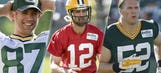 PHOTOS: Packers 2016 training camp
