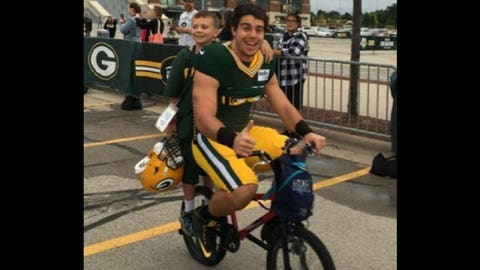 Blake Martinez, Packers linebacker