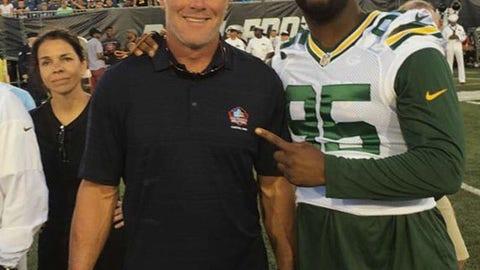 Datone Jones, Packers linebacker